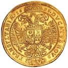 10 Ducats - Leopold I (1657-1705) – revers