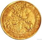 5 Ducats - Károly III (1711–1740) – avers