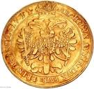 5 Ducats - Károly III (1711–1740) – revers