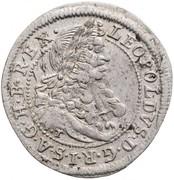 Poltura Leopold I (1657-1705) – avers