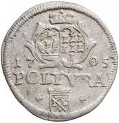 Poltura Leopold I (1657-1705) – revers