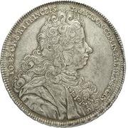1 Thaler - Johann Leopold – avers