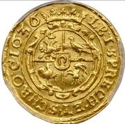 1 ducat Johann Franz von Trautson-Falkenstein – revers
