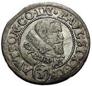 3 kreuzer Paul Sixtus I – avers