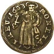 4 pfennig Johann Hugo von Orsbeck – revers