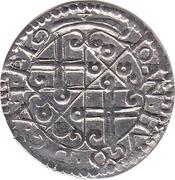 4 pfennig Johann Hugo von Orsbeck – avers
