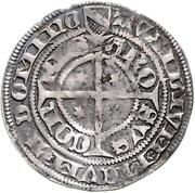 1 Blanken - Johann II. von Baden – revers
