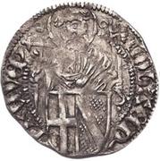 1 Schilling - Johann II. von Baden – avers