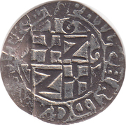 1 albus Philipp Christof – avers