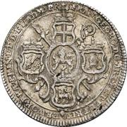 1 Kopfstück - Franz Georg von Shönborn – avers