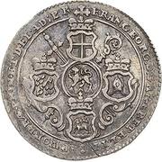 ½ Kopfstück - Franz Georg von Shönborn – avers