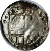 1 pfennig Lothar von Metternich – avers