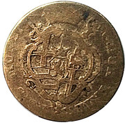 5 Kreuzer Johann Philipp de Walderdorff (2e type) – revers