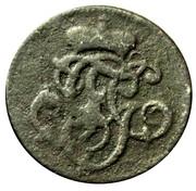 4 pfennig Franz Georg – avers