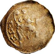 1 pfennig Arnold II de Isenburg – avers