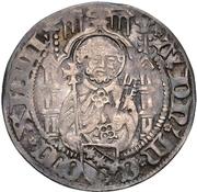1 Weißpfennig - Jakob I von Sierk (Koblenz) – avers