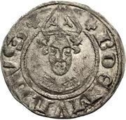 ½ Schilling - Bohemond II von Saarbücken – avers