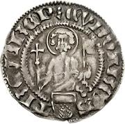 1 Schilling - Kuno II von Falkenstein (Koblenz) – avers