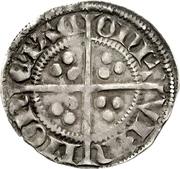 1 Schilling - Kuno II von Falkenstein (Koblenz) – revers