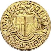 1 Goldgulden - Kuno II. von Falkenstein (Koblenz) – avers