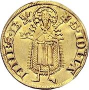 1 Goldgulden - Kuno II. von Falkenstein (Koblenz) – revers