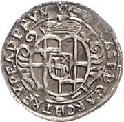 4 pfennig - Karl Caspar Von Der Leyen -Trier (Date en chiffre romain) – avers