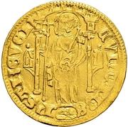 1 Goldgulden - Kuno von Falkenstein (Oberwesel) – avers