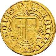 1 Goldgulden - Kuno von Falkenstein (Oberwesel) – revers