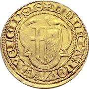 1 Goldgulden - Werner von Falkenstein (Koblenz) – revers