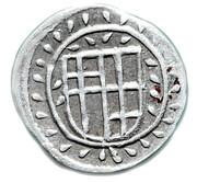 4 pfennig Karl Caspar von der Leyen – avers