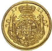 1 ducat Franz Ludwig – revers