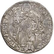 1 Thaler - Jakob III. von Eltz – avers