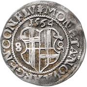 1 Albus - Johann VI. von der Leyen – revers