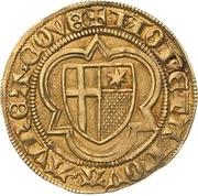 1 Goldgulden - Otto von Ziegenhain – revers