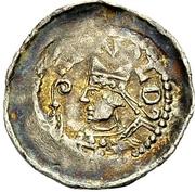 1 Pfennig - Arnold I. – avers