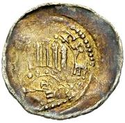 1 Pfennig - Arnold I. – revers