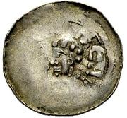 1 Pfennig - Albero von Montreuil – avers