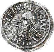 1 Pfennig - Eberhard – avers