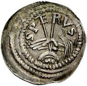 1 Pfennig - Poppo von Babenberg – revers