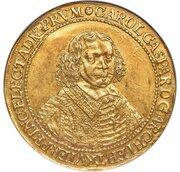 6 ducat Karl Kaspar von der Leyen – avers