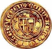 1 goldgulden Kuno II de Falkenstein – avers