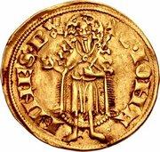1 goldgulden Kuno II de Falkenstein – revers