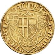 1 Goldgulden - Werner von Falkenstein (offenbach) – revers