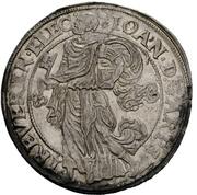 1 Thaler - Johann VII. von Schönenberg – avers