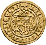 1 Goldgulden - Kuno II. von Falkenstein – avers