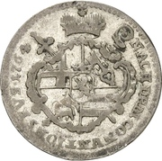 5 kreuzer Johann Philipp de Walderdorff – revers