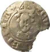 ½ schilling Cunon II de Falkenstein – avers