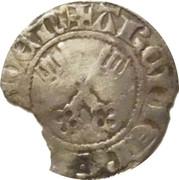 ½ schilling Cunon II de Falkenstein – revers