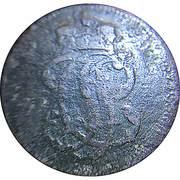 2 pfennig - Johann Philipp – avers