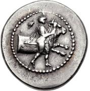 Hemidrachm (Trikka) – avers
